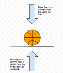 ef01485449724 Force Diagrams - The Physics of Basketball